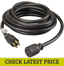 Reliance Controls 40-Foot Extension Cord