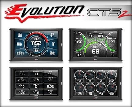 Edge 85400 Edge Diesel Evolution CTS2