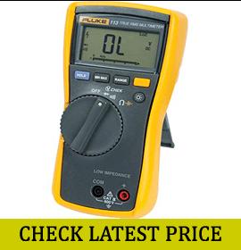 Fluke 113 LCD Digital Multimeter