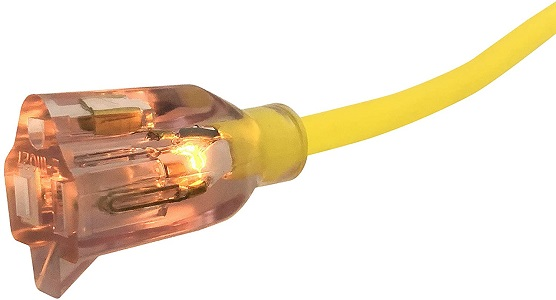 US Wire and Cable 100ft Extension Cord