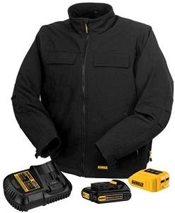 DeWalt 20V 12V Max Black Heated Jacket Kit