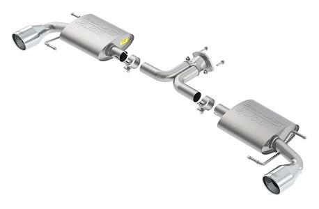 BORLA 11918 Exhaust Complete System