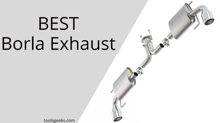 Best Borla Exhaust System Reviews