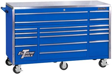 Extreme Tools EX7217RCBL 17 Drawer Tools Box