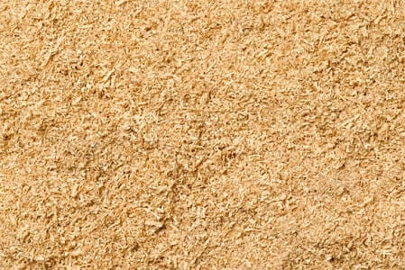 Wood Sawdust at ECO Strat