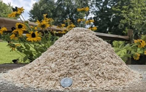 Wood Sawdust at Etsy