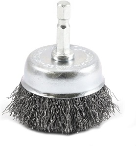 Forney 72729 Wire Cup Brush